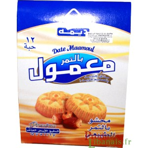 Maamoul Dattes