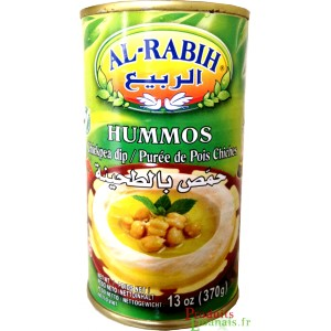 Hommos Tahina Al Rabih