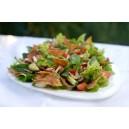 Fattouche (salade de crudités aux croûtons de pain)